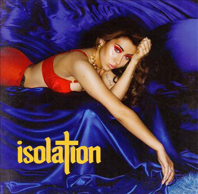 Cover image for Isolation