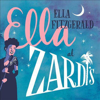 Cover image for Ella at Zardi's
