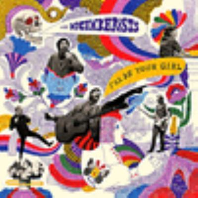 Cover image for I'll be your girl