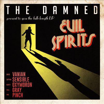 Cover image for Evil spirits
