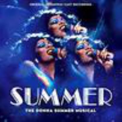 Cover image for Summer : the Donna Summer musical : original Broadway cast recording.