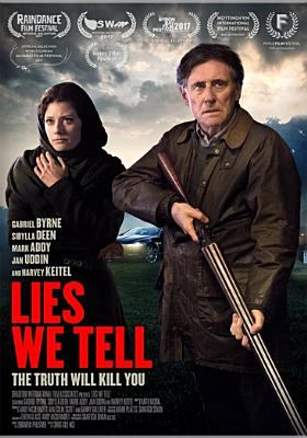 Cover image for Lies we tell