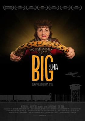 Cover image for Big Sonia