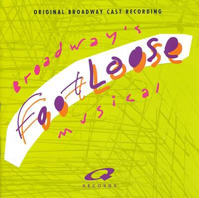 Cover image for Footloose Broadway's musical