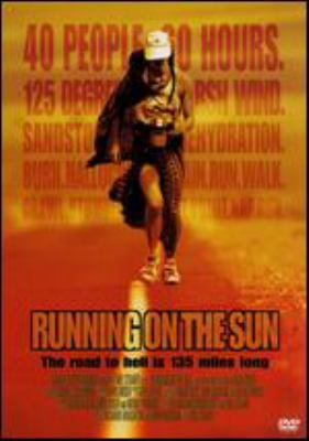 Cover image for Running on the sun the Badwater 135
