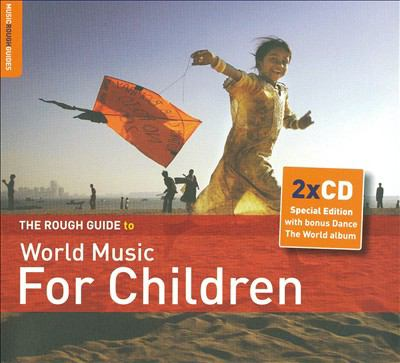 Cover image for Rough guide to world music for children