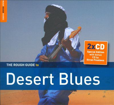 Cover image for The rough guide to desert blues