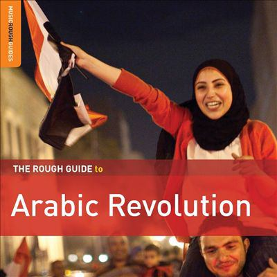 Cover image for Rough guide to Arabic revolution