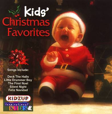 Cover image for Kids' Christmas favorites.