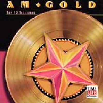 Cover image for AM gold. Top 40 treasures