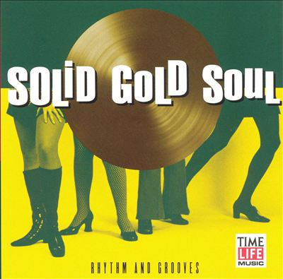 Cover image for Solid gold soul. Rhythm and grooves
