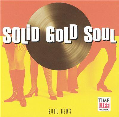 Cover image for Solid gold soul. Soul gems