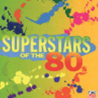 Cover image for Superstars of the 80's
