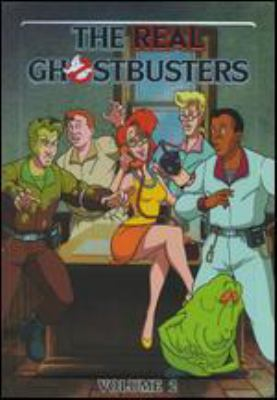 Cover image for The real ghostbusters. Volume 2