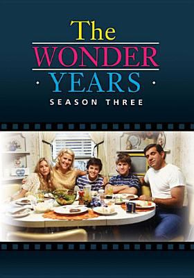 Cover image for The wonder years. Season three.