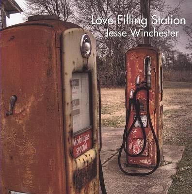 Cover image for Love filling station
