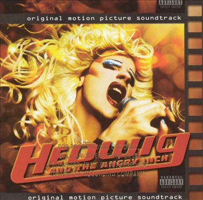 Cover image for Hedwig and the angry inch original motion picture soundtrack