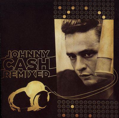 Cover image for Johnny Cash remixed