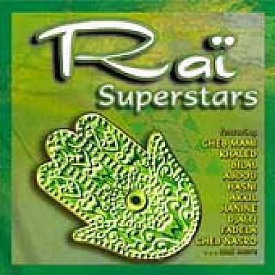 Cover image for Rai superstars