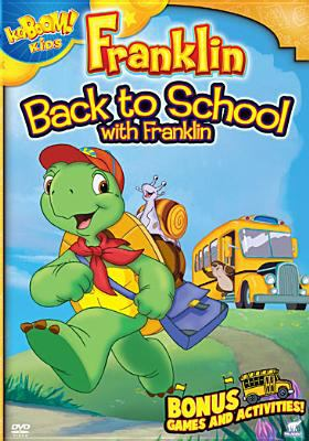 Cover image for Franklin. Back to school with Franklin