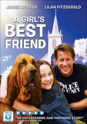 Cover image for A girl's best friend