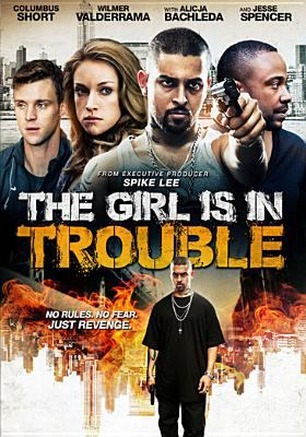 Cover image for The girl is in trouble