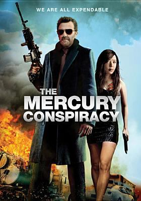 Cover image for The mercury conspiracy