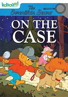 Cover image for The Berenstain bears. On the case