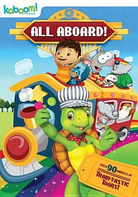 Cover image for All aboard