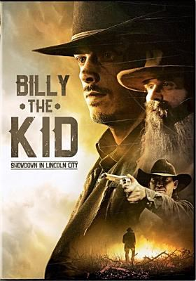 Cover image for Billy the Kid : showdown in Lincoln City