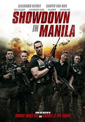 Cover image for Showdown in Manila