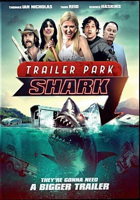 Cover image for Trailer park shark