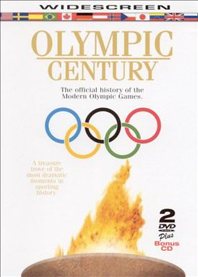Cover image for Olympic century the official history of the modern Olympic games
