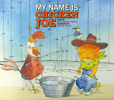 Cover image for My name is Chicken Joe