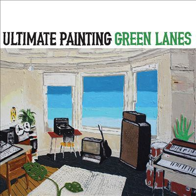 Cover image for Green lanes