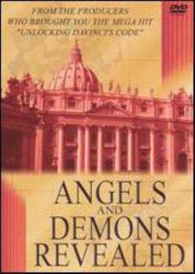 Cover image for Angels and demons revealed