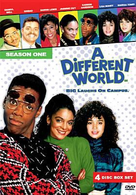 Cover image for A different world. Season one