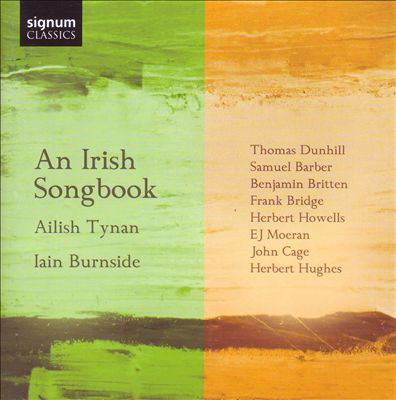 Cover image for An Irish songbook