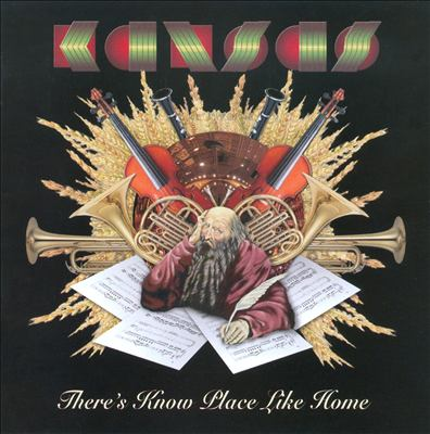 Cover image for There's know place like home