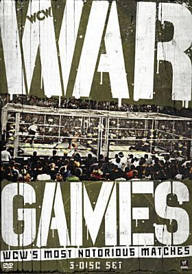 Cover image for War games : WCW's most notorious matches