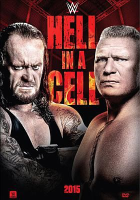 Cover image for Hell in a cell 2015