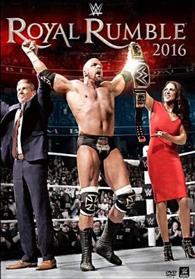 Cover image for Royal rumble 2016.