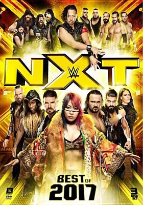 Cover image for NXT best of 2017.
