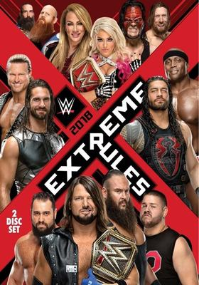 Cover image for Extreme rules 2018.