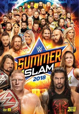 Cover image for WWE. Summerslam 2018.