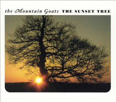 Cover image for The sunset tree
