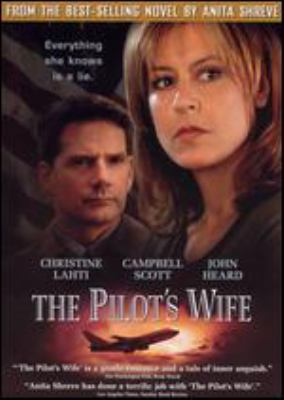 Cover image for The pilot's wife