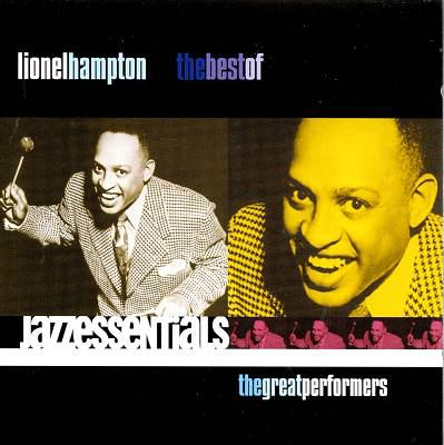 Cover image for Lionel Hampton, the best of
