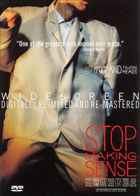Cover image for Stop making sense