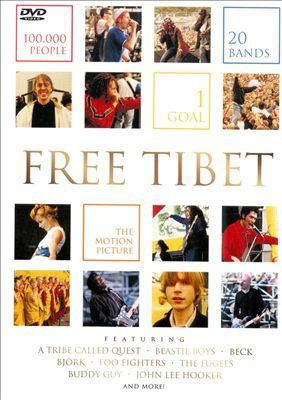 Cover image for Free Tibet